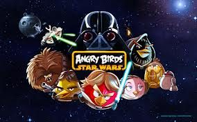 Angry Bird Star Wars Now Available