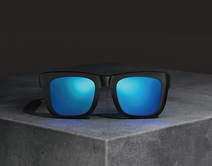 MUTRICS MUSIG X AUDIO SUNGLASSES REVIEW - MUSIG X BLACK BLUE