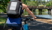 Voltaic Systems - Converter 5 Watt Solar Panel Backpack with Backup Battery Pack.