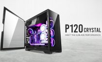 Antec P120 Crystal Case - Review